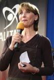 Iuliana Ciugulea. Is a actor at Teatrul LS Bulandra, owner ICS ART Prod Stock Photo