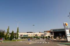 Iulius购物中心蒂米什瓦拉 库存图片