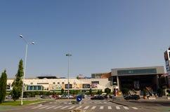 Iulius Mall Timisoara Stock Photography