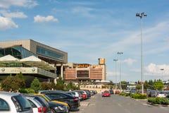 Iulius Shopping Mall Timisoara Images libres de droits