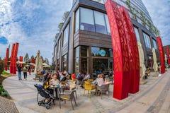 Free Iulius Town, A City In A City, Timisoara, Romania Royalty Free Stock Photography - 173601547