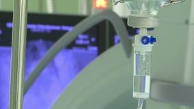 IV在手术的流体 股票录像