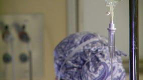 IV σταλαγματιά κατά τη διάρκεια της χειρουργικής επέμβασης (2 8) φιλμ μικρού μήκους