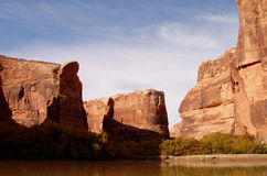 iv каньона грандиозный стоковая фотография