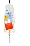 IV Beutel lizenzfreie stockbilder