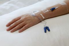 IV Drip Royalty Free Stock Photography