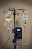 IV Drip Bags Royalty Free Stock Image