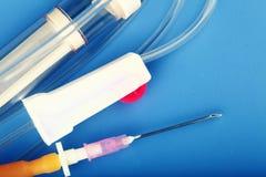 IV kapinos z filtrem. Obrazy Stock