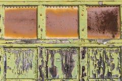 IV llevado, roto y olvidado del destrozo urbano abandonado de Warehouse - Fotografía de archivo libre de regalías
