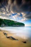 iv przyniesiony morze Fotografia Stock