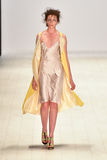 Iva Pfeiffer fashion show Stock Photos