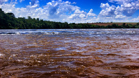 Ivai River royalty free stock photography