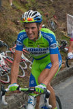 Ivan Basso - Mortirolo Stock Photos