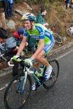 Ivan Basso - Mortirolo Stock Image