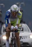 Ivan Basso, USA-Proeinen.kreislauf.durchmachenherausforderung Lizenzfreies Stockfoto