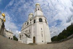 Ivan det stora Klocka tornet Royaltyfria Bilder