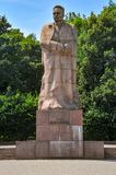 Ivan Franko Monument - Lvov, Ukraine Stock Images