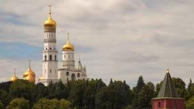 Ivan a grande torre de sino Moscou Imagem de Stock