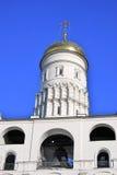 Ivan Great Belfry Mosca Kremlin Luogo del patrimonio mondiale dell'Unesco immagine stock