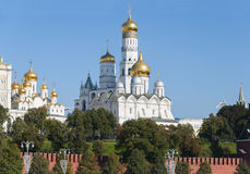 Ivan the Great Bell in Moscow Kremlin, Russia, 1505 year built Stock Image