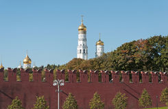 Ivan the Great Bell in Moscow Kremlin, Russia, 1505 year built Royalty Free Stock Photo