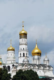 Ivan the Great bell tower. Moscow Kremlin, Russia Royalty Free Stock Images