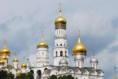 Ivan the Great bell tower. Moscow Kremlin, Russia Stock Photo