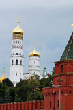 Ivan the Great bell tower. Moscow Kremlin, Russia Stock Image