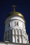 The Ivan the Great Bell-Tower complex Royalty Free Stock Images