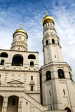 The Ivan the Great Bell Tower Royalty Free Stock Photos