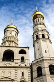 The Ivan the Great Bell Tower Stock Image