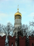 The Ivan the great Bell Tower Stock Photo