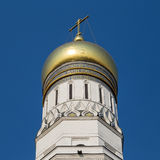 Ivan the Great bell tower, Kremlin, Moscow, Russia Royalty Free Stock Image