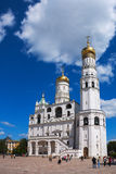 Ivan the Great Bell Tower at Moscow Kremlin Stock Image