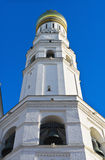The Ivan the Great Bell Tower Royalty Free Stock Images