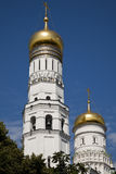 The Ivan the Great Bell-Tower of Moscow Kremlin Royalty Free Stock Image