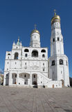 Ivan the Great Bell Tower, Moscow Kremlin Royalty Free Stock Photo