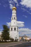 Ivan the Great bell tower of the Moscow Kremlin, Moscow Stock Image