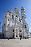 Ivan the Great bell tower, Moscow Kremlin, Russia Royalty Free Stock Photography