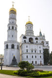 Ivan the Great bell tower, Moscow Kremlin Stock Photos