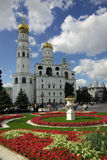 Ivan the Great Bell Tower in the Moscow Kremlin Royalty Free Stock Images