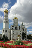 Ivan the Great Bell Tower in the Moscow Kremlin Stock Images