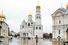 Ivan the Great bell tower, Moscow Kremlin, Stock Photography