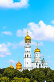 Ivan the Great Bell Tower Royalty Free Stock Photography