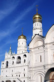 Ivan the Great Bell Tower. Moscow Kremlin. UNESCO Heritage Site. Stock Photography