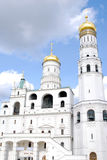 Ivan the Great Bell tower. Moscow Kremlin. Stock Images