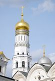 Ivan the Great Bell tower. Moscow Kremlin. Royalty Free Stock Images