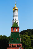 Ivan the Great Bell tower Stock Photos