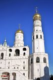 Ivan the Great Bell tower. Moscow Kremlin. UNESCO World Heritage Site. Stock Photo