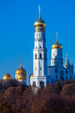 The Ivan the Great Bell Tower, Moscow, Russia Royalty Free Stock Images